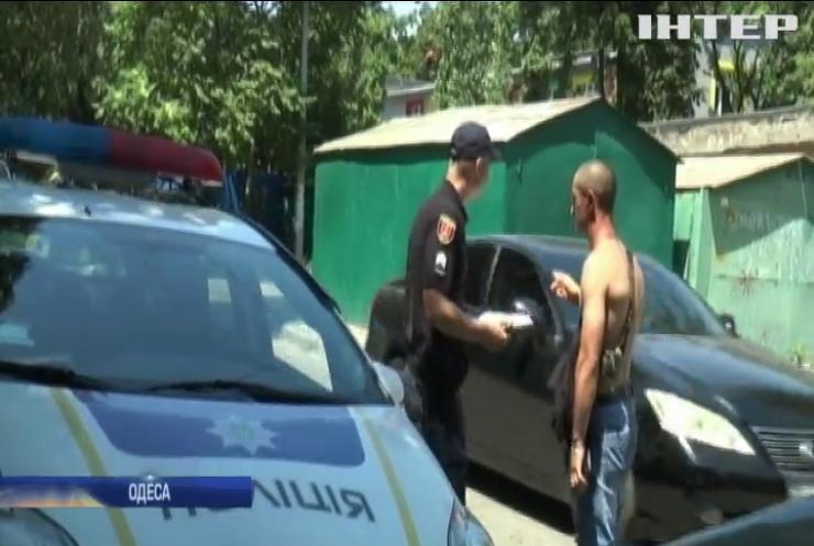 """Напад на активістів: знімальну групу ГО """"Стоп Корупції"""" протаранили автомобілем"""