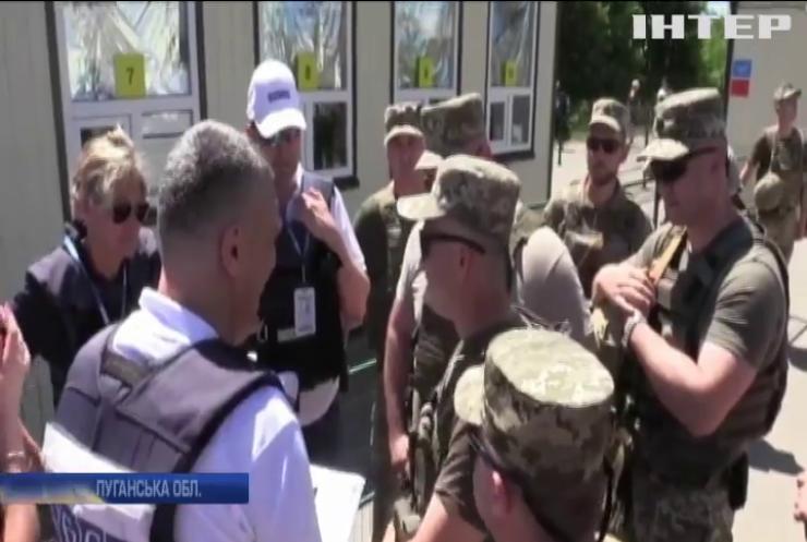 ОБСЄ отримали письмове підтвердження про відведення сил біля Станиці Луганської