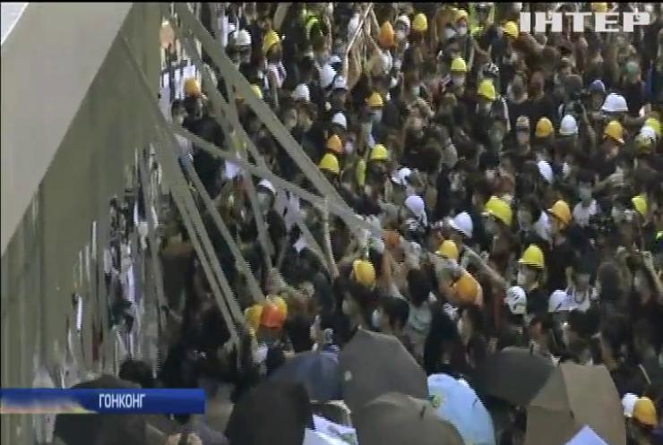 У Гонконзі відмовилися від скандального закону про екстрадицію