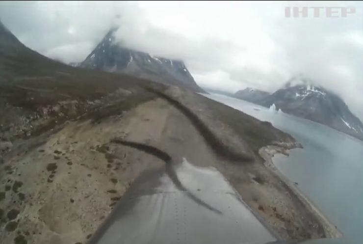 У небі Гренландії влаштували авіаперегони