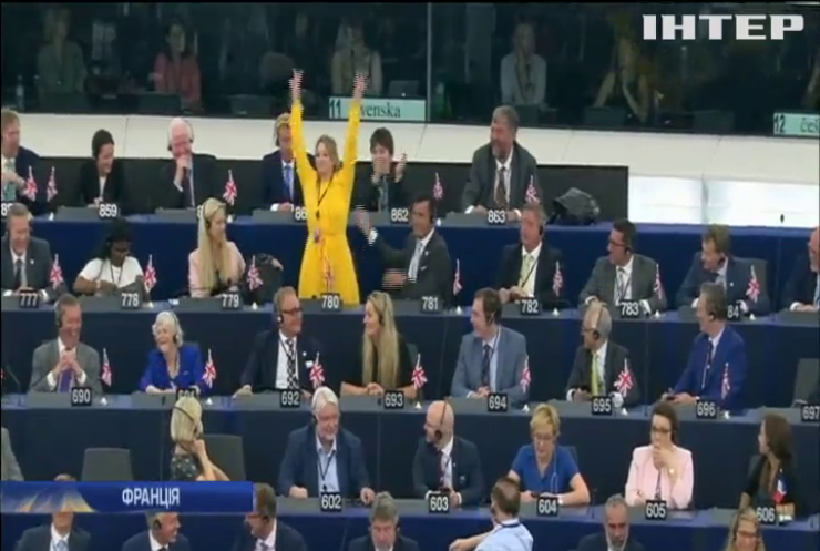 Студентка з Данії стала наймолодшою депутаткою в історії Європарламенту