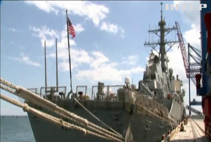 Sea Breeze-2019: у Чорне море прибув корабель-розвідник НАТО
