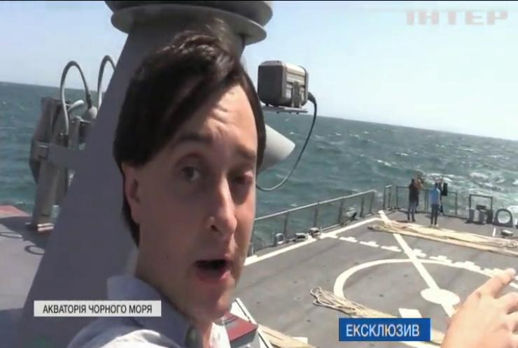 Україна разом із партнерами НАТО почала військові навчання Sea Breeze-2019