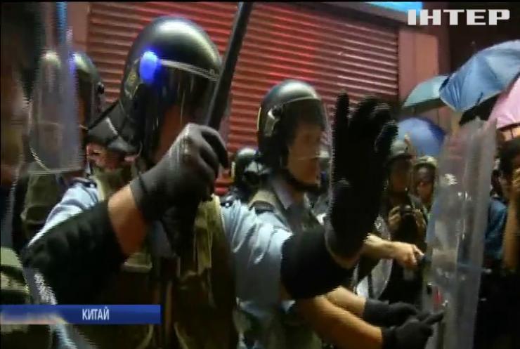 Протести у Гонконгу набирають нових обертів
