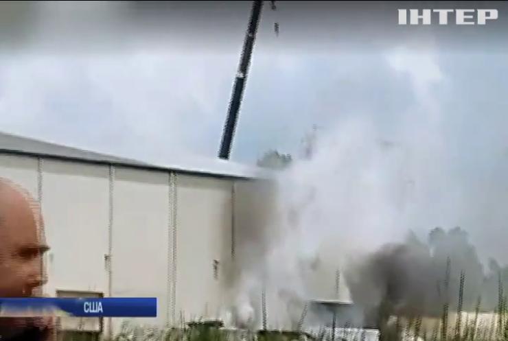 На полігоні SpaceX горів Starship