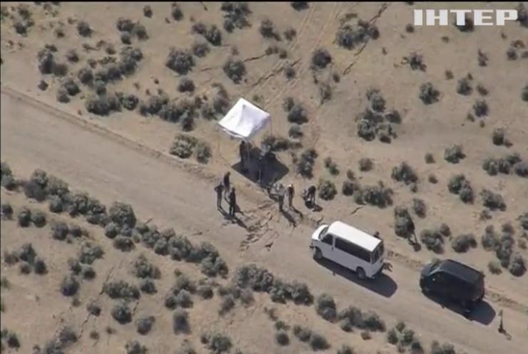Землетрус в Каліфорнії видно з космосу (відео)