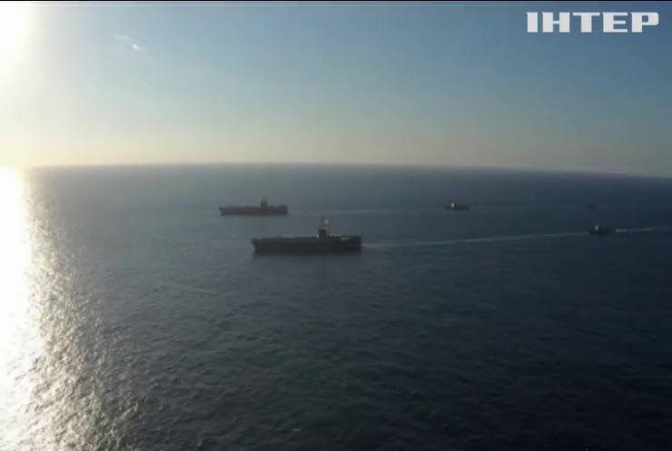 США закликали захистити кораблі поблизу берегів Ірану і Ємену