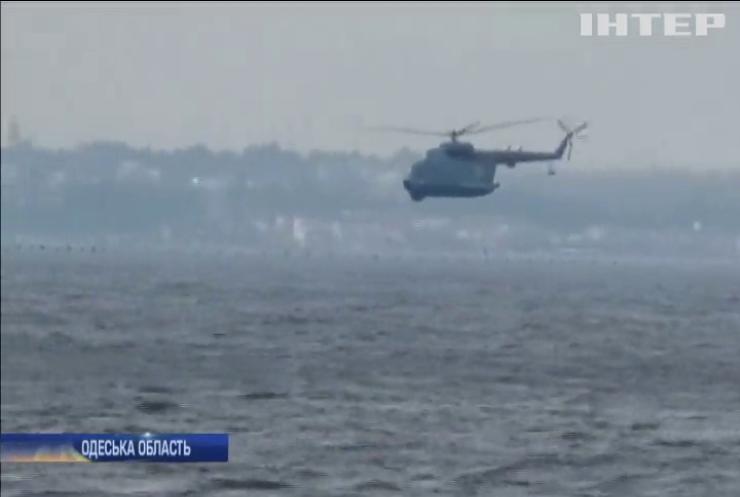 Російський корабель зайшов у зону навчань Sea Breeze