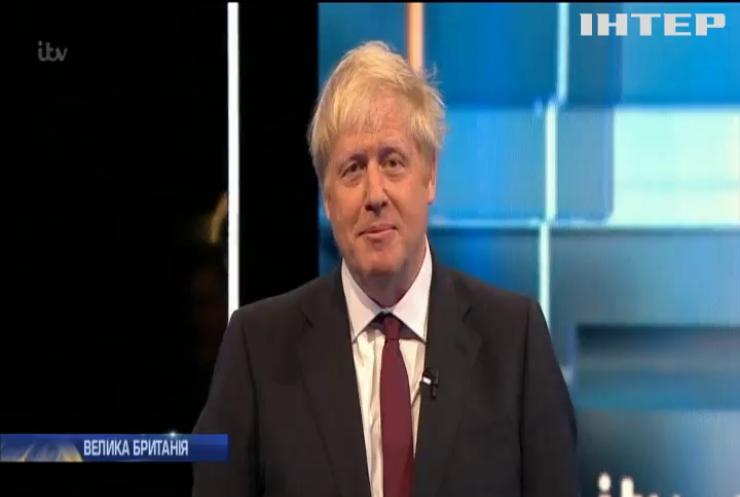 Кандидати у прем'єри Великої Британії влаштували шоу на дебатах