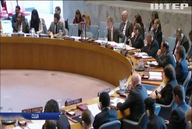 Радбез ООН обговорить мовний закон в Україні
