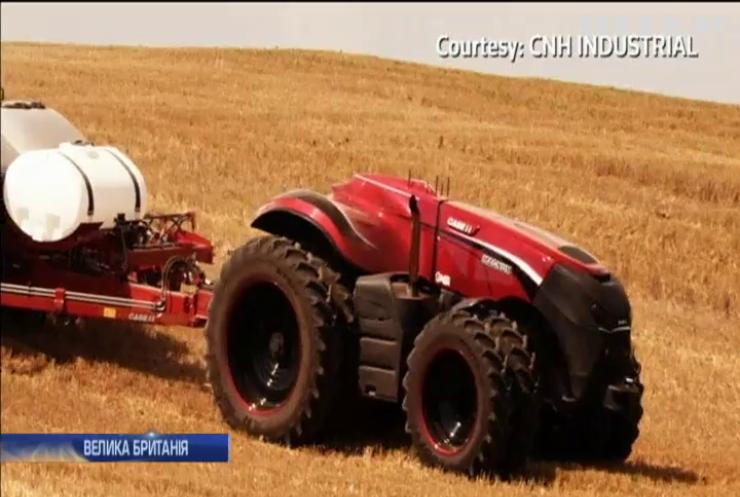 Британці виведуть у поле роботів