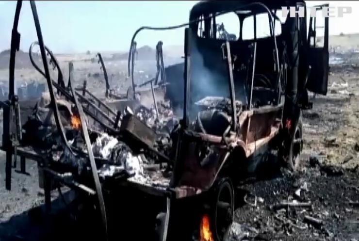 В Україні згадують загиблих під Зеленопіллям у 2014 році