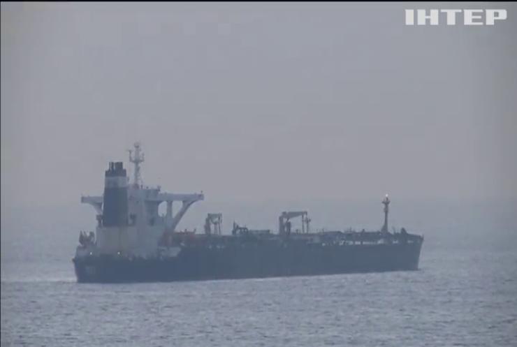 Іранці намагалися захопити нафтовий танкер