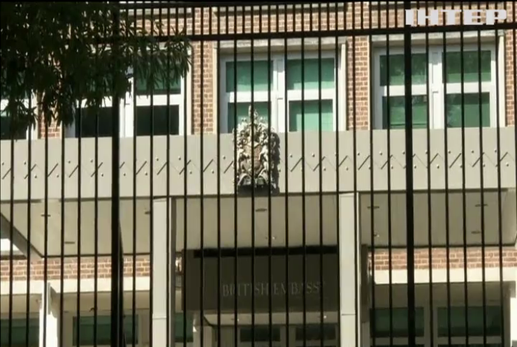 Дипломатичний скандал між Британією та США наближається до розв'язки