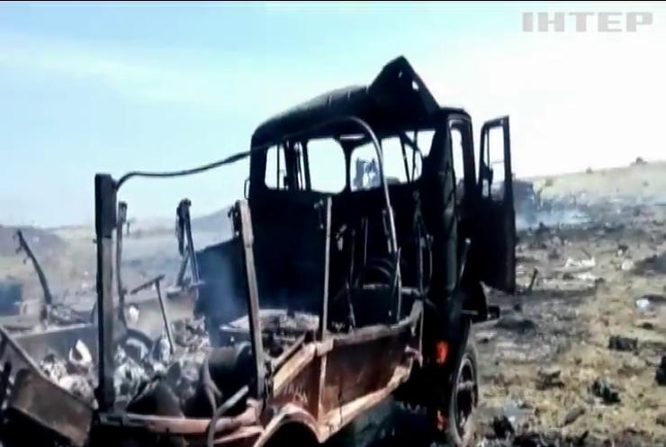 На Донеччині відзначили п'яту роковину від одного з найтрагічніших днів в історії ЗСУ