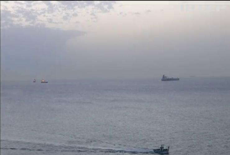 Іранські човни намагалися захопити британський танкер