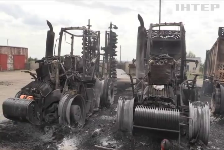 На Донбасі внаслідок обстрілів загинув мирний житель