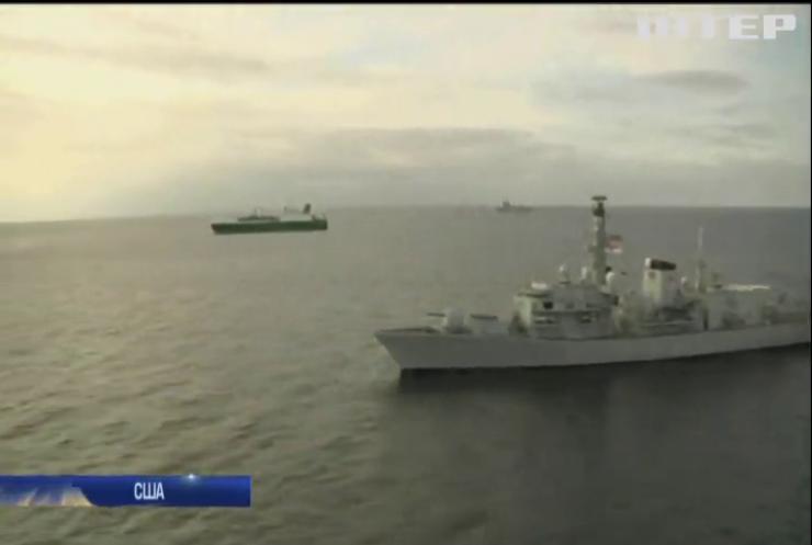 США відправляють кораблі до берегів Ірану