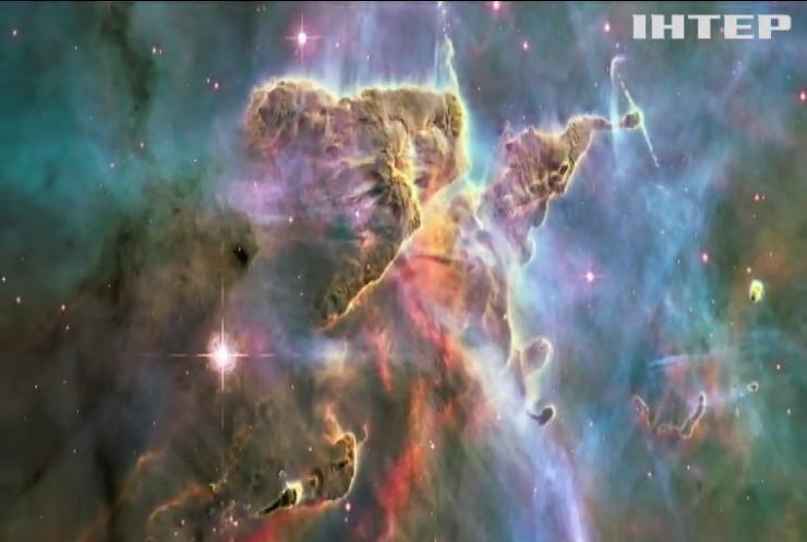 Hubble знайшов дві чорні діри на шляху до злиття