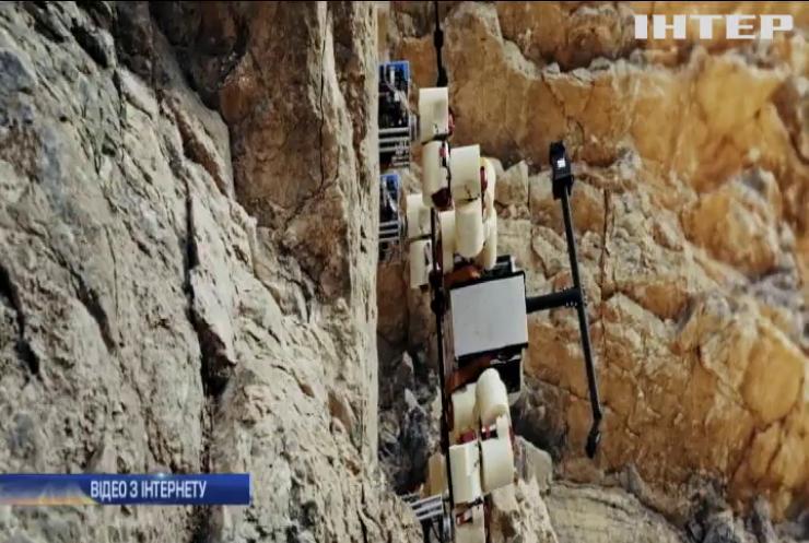 Робот NASA виявив скам'янілі рештки доісторичних водоростей