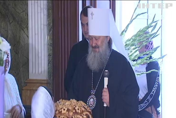 День Петра і Павла: у Києво-Печерській Лаврі провели урочисте богослужіння