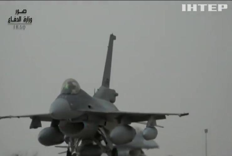 Болгарія закуповує американські винищувачі F-16