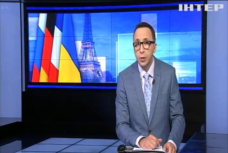 Україна, Німеччина, Франція та Росія проведуть зустріч у нормандському форматі