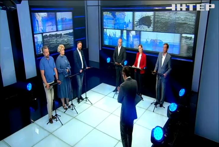 """Політичні експерти та депутати """"Опозиційної платформи - За життя"""" обговорили питання переговорів з Росією"""
