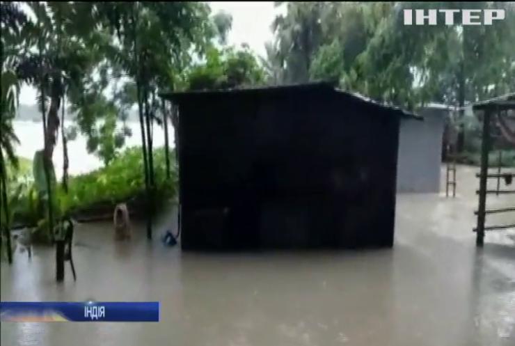 Індія потерпає від масштабних повеней