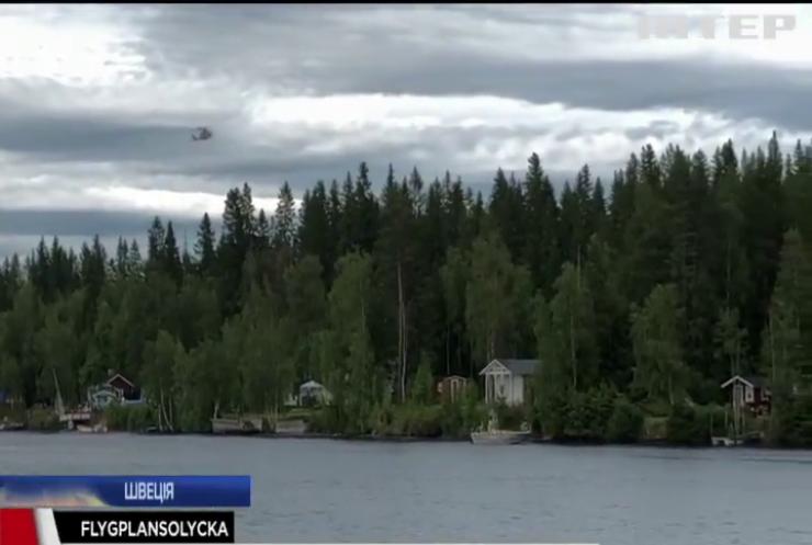 У Швеції внаслідок катастрофи спортивного літака загинули люди