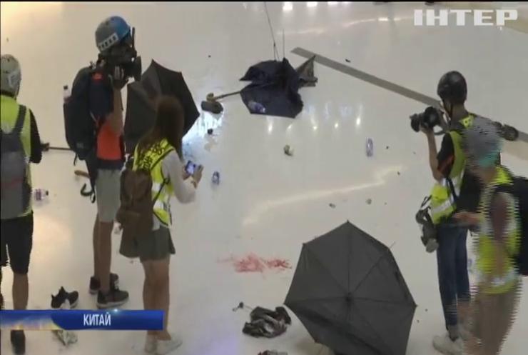 Гонконг охопили масові антиурядові протести