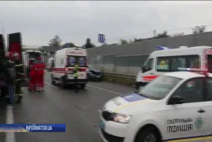 ДТП на Київ-Чоп: загинули люди