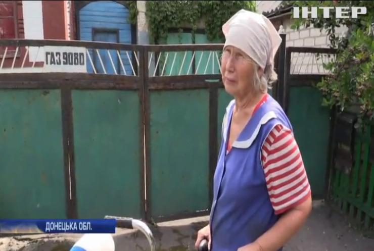 Город та торгівля на ринку: як виживають мешканці сіл Донбасу