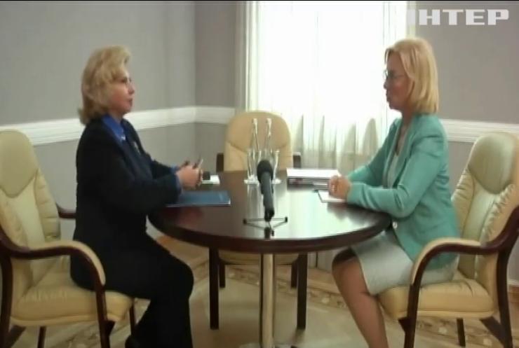 Людмила Денісова та Тетяна Москалькова обговорили звільнення українських громадян