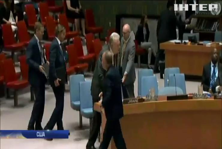 Росія ініціювала обговорення українського мовного закону у Радбезі ООН