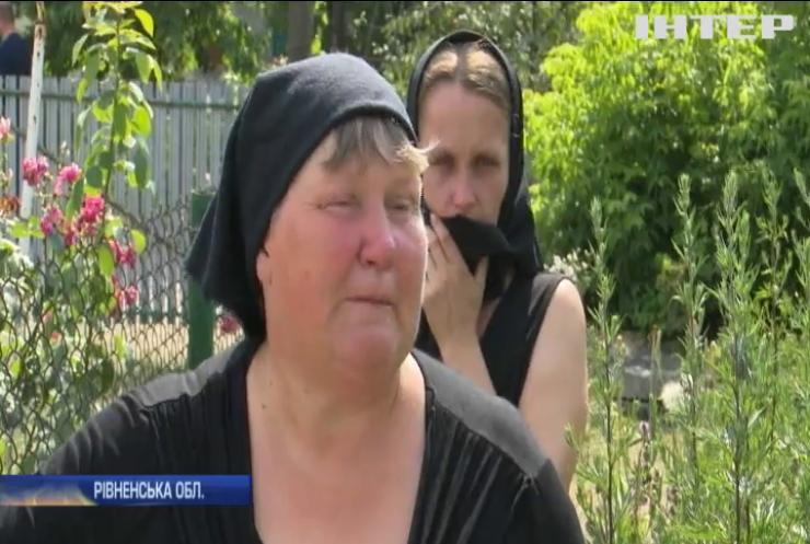 Загибель дітей на Рівненщині: суд обирає запобіжний захід винуватцю