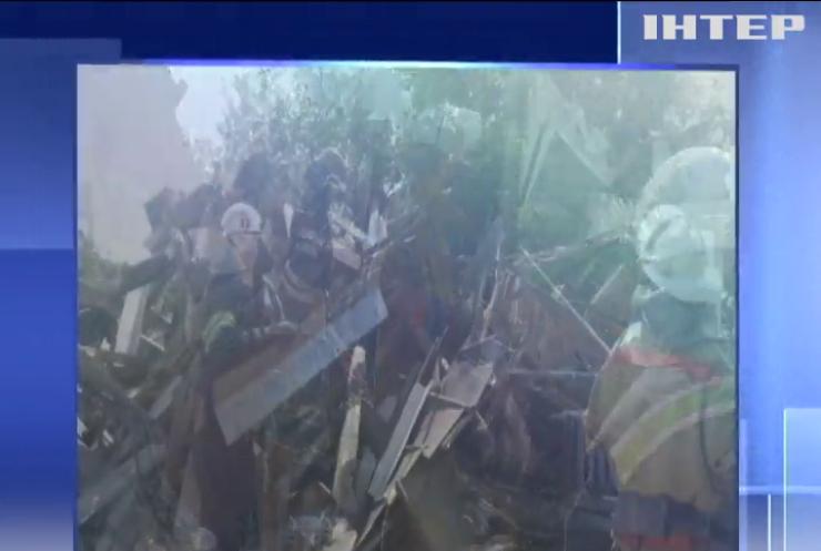 На Київщині стався вибух у приватному будинку