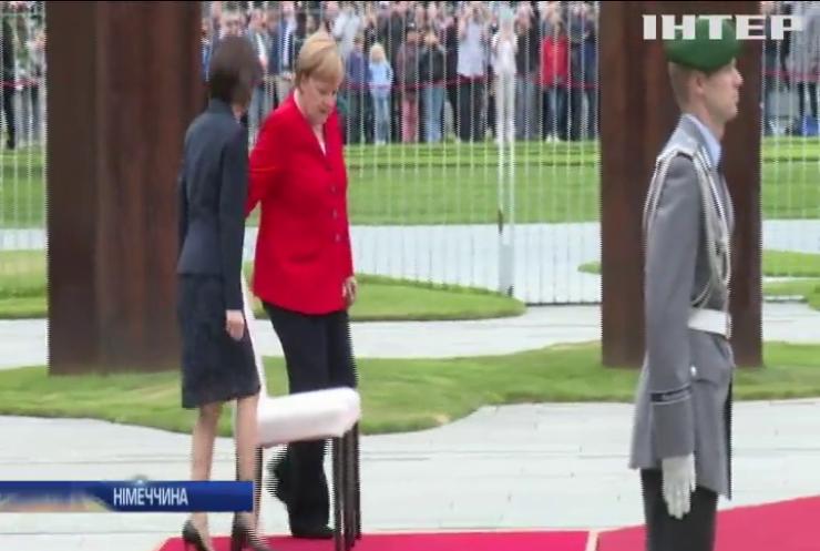 В адміністрації канцлерки Німеччини відзвітували про стан здоров'я Ангели Меркель