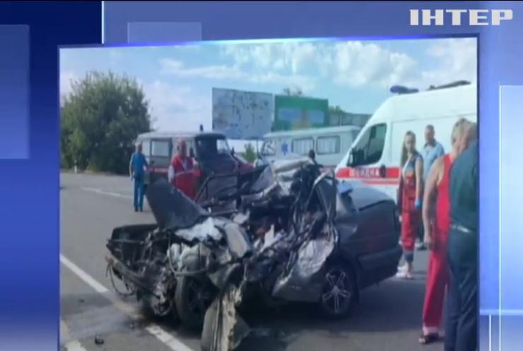 Масштабна ДТП на трасі Одеса-Рені: загинули люди