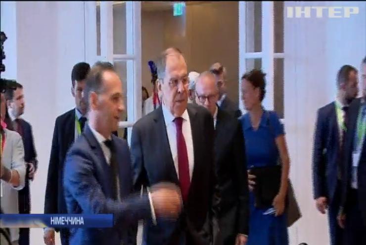 Очільники МЗС Німеччини і Росії обговорили ситуацію в Україні