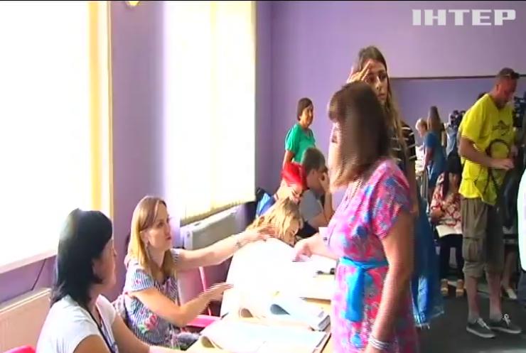 В Україні тривають позачергові вибори до Верховної Ради