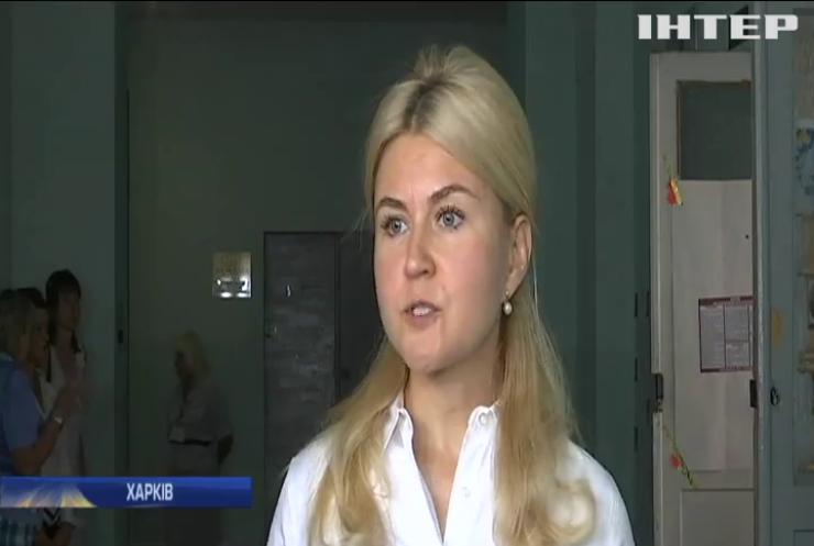 На Харківщині виборці розірвали свої бюлетені