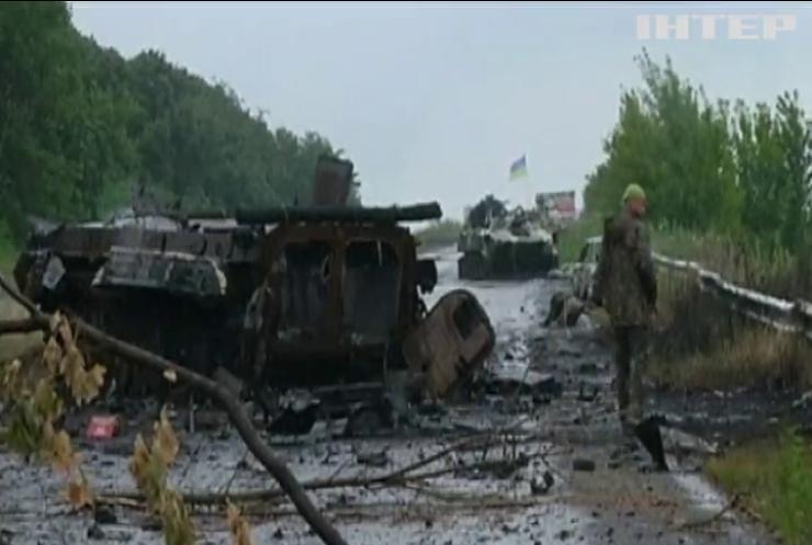 На Луганщині українські військовослужбовці підірвалися на міні