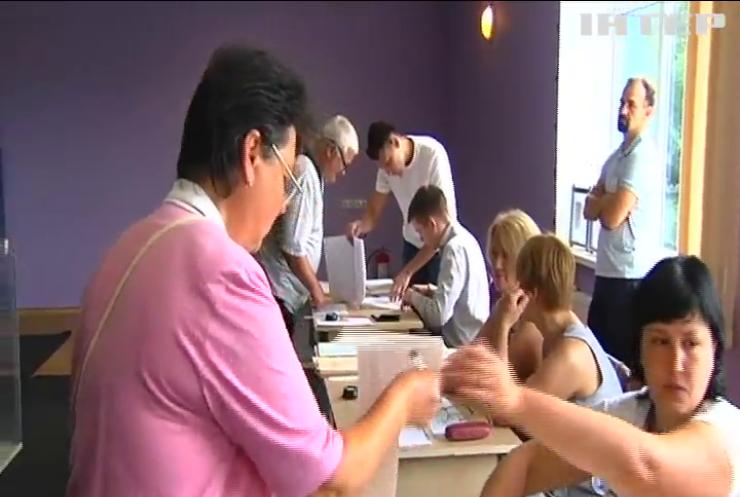 Чернігівська область стала лідером за активністю голосування