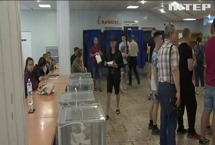 Нацполіція назвала кількість заяв про порушення на виборах