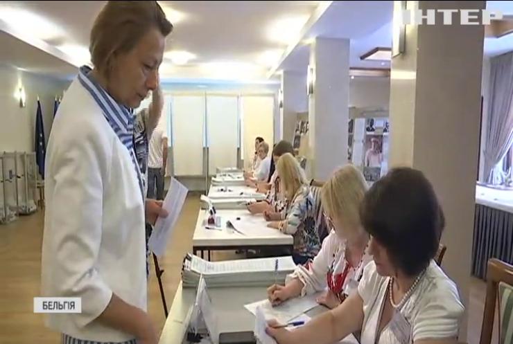 Вибори в Україні: як голосували за кордоном?