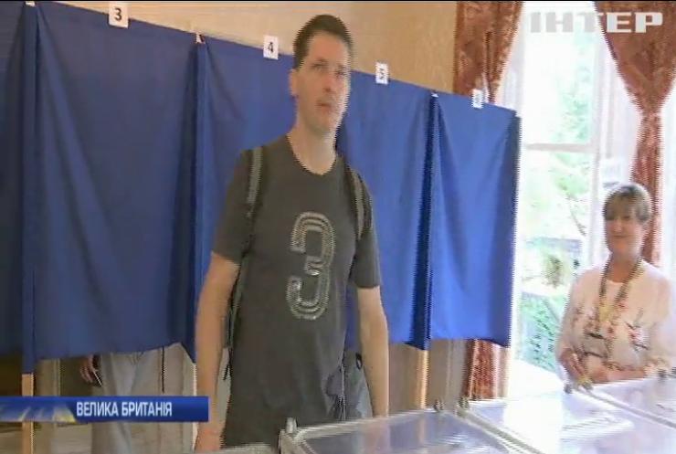 Вибори-2019: на закордонних дільницях завершили підрахунок голосів