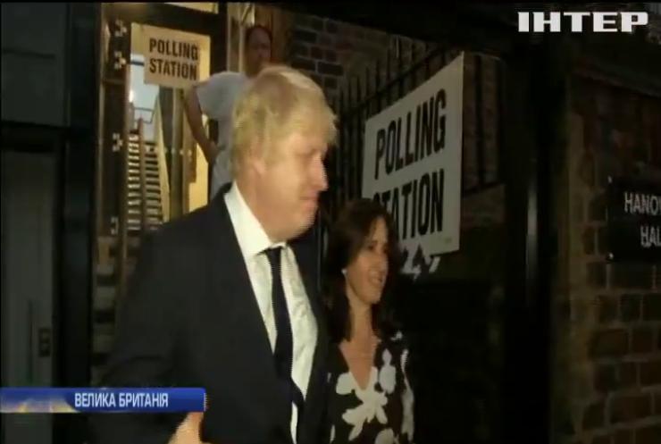 У Британії завершується голосування за кандидатуру прем'єр-міністра