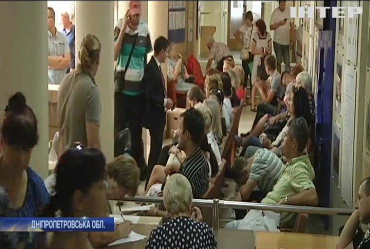 Виборчі комісії на Дніпропетровщині завершують опрацьовувати протоколи