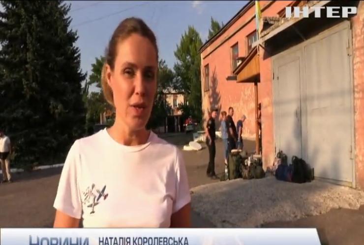 """""""Опозиційна платформа - За життя"""" закликає розслідувати порушення на 52 окрузі у Торецьку"""